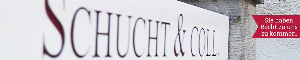 Kanzlei | Schucht & Coll